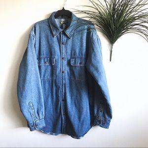 Duck Head Jeans Co. Long Denim Jacket